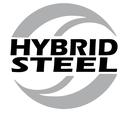 Hybrid Steel Design